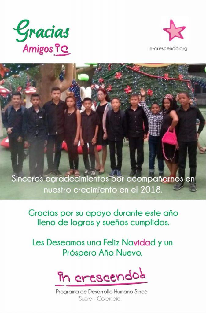 Amigos IC    Gracias
