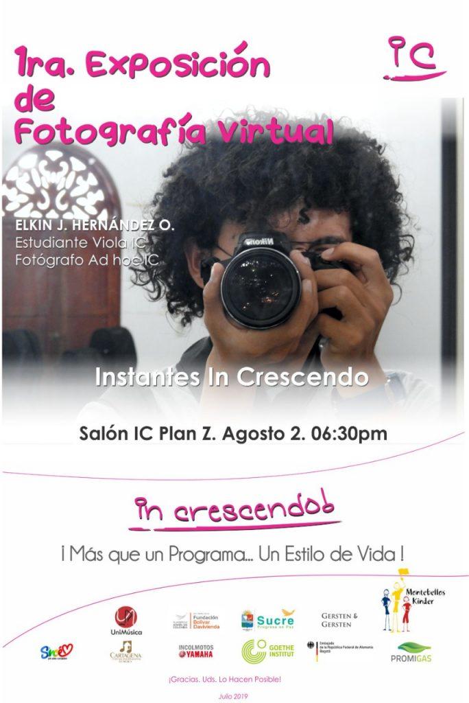 1ra Exposición de Fotografía Virtual