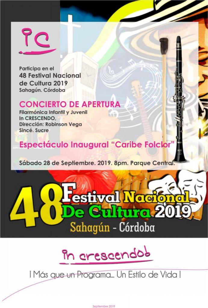 48º Festival Nacional de Cultura 2019