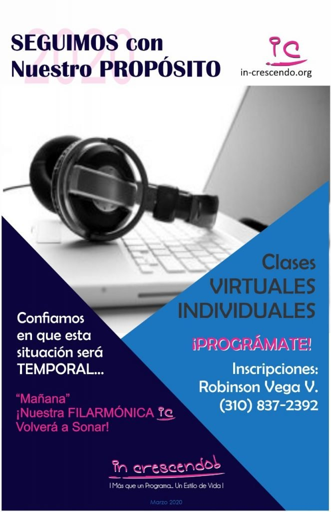 Clases virtuales individuales