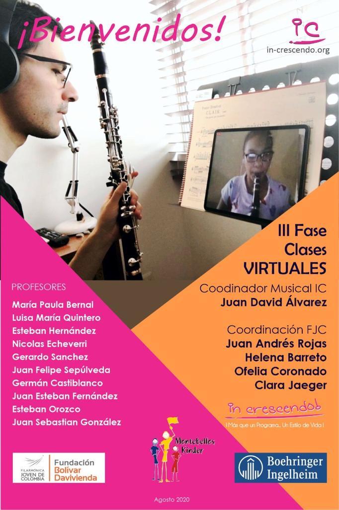 3ra fase de clases virtuales