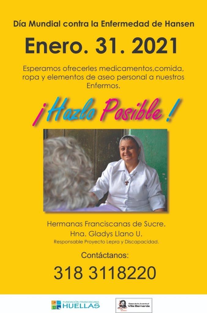 Día mundial contra la enfermedad de Hansen