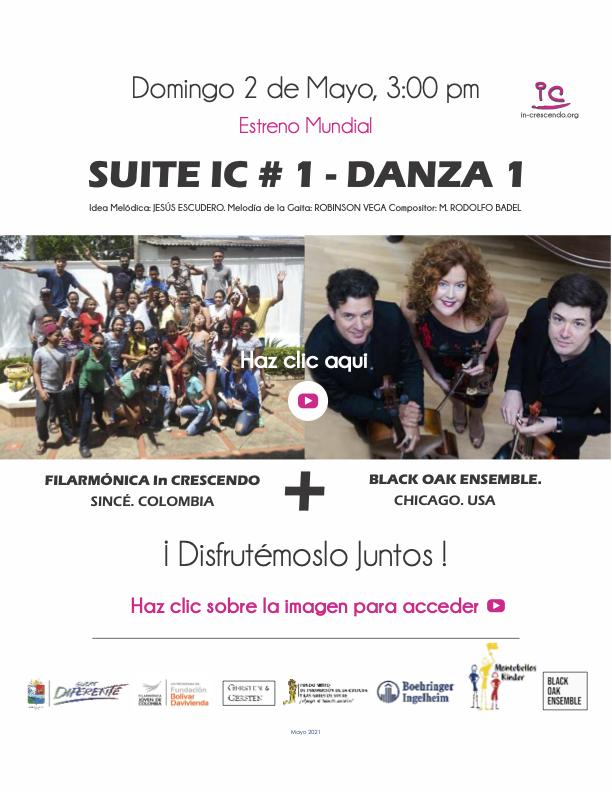 Suite IC # 1 – Danza 1