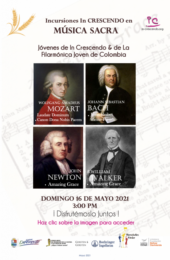 Proyecto Música Sacra